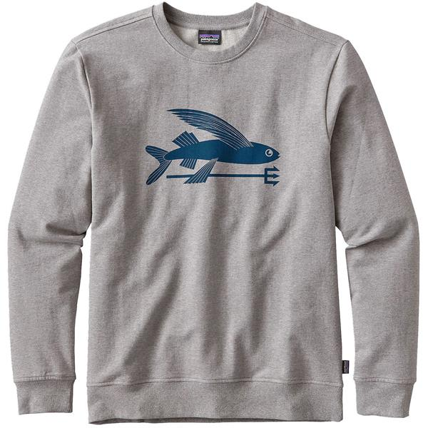 Patagonia Flying Fish Midweight Crew Sweatshirts