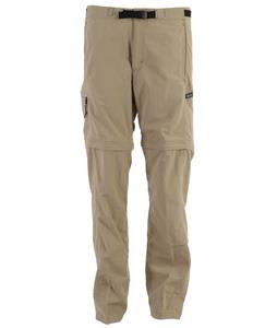 Patagonia Gi III Zip-Off Hiking Pants El Cap Khaki