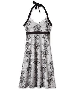 Patagonia Iliana Halter Dress Mandala Stamp/Feather Grey