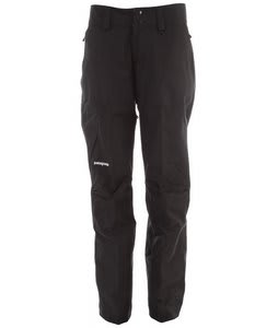 Patagonia Insulated Snowbelle Ski Pants Black