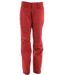Patagonia Insulated Snowbelle Ski Pants Molten Lava