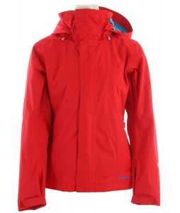 Patagonia Insulated Snowbelle Ski Jacket Maraschino