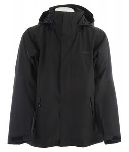 Patagonia Insulated Snowshot Ski Jacket Black
