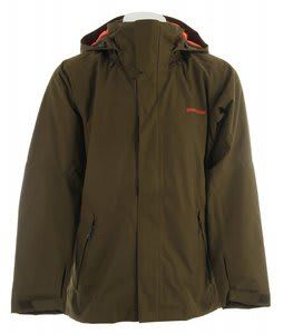 Patagonia Insulated Snowshot Ski Jacket Hickory