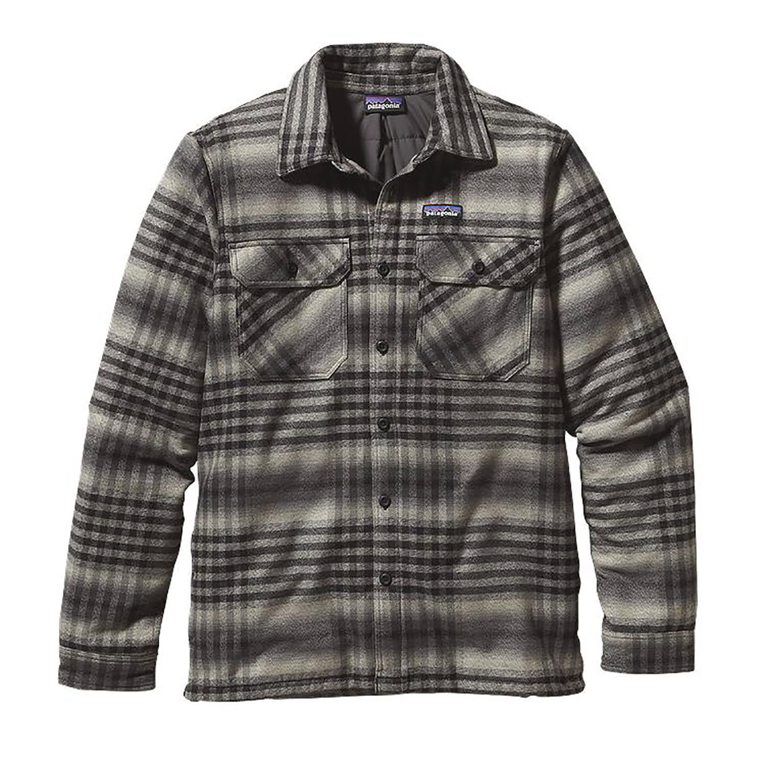 On Sale Patagonia Insulated Fjord Flannel Jacket Up To 45 Off