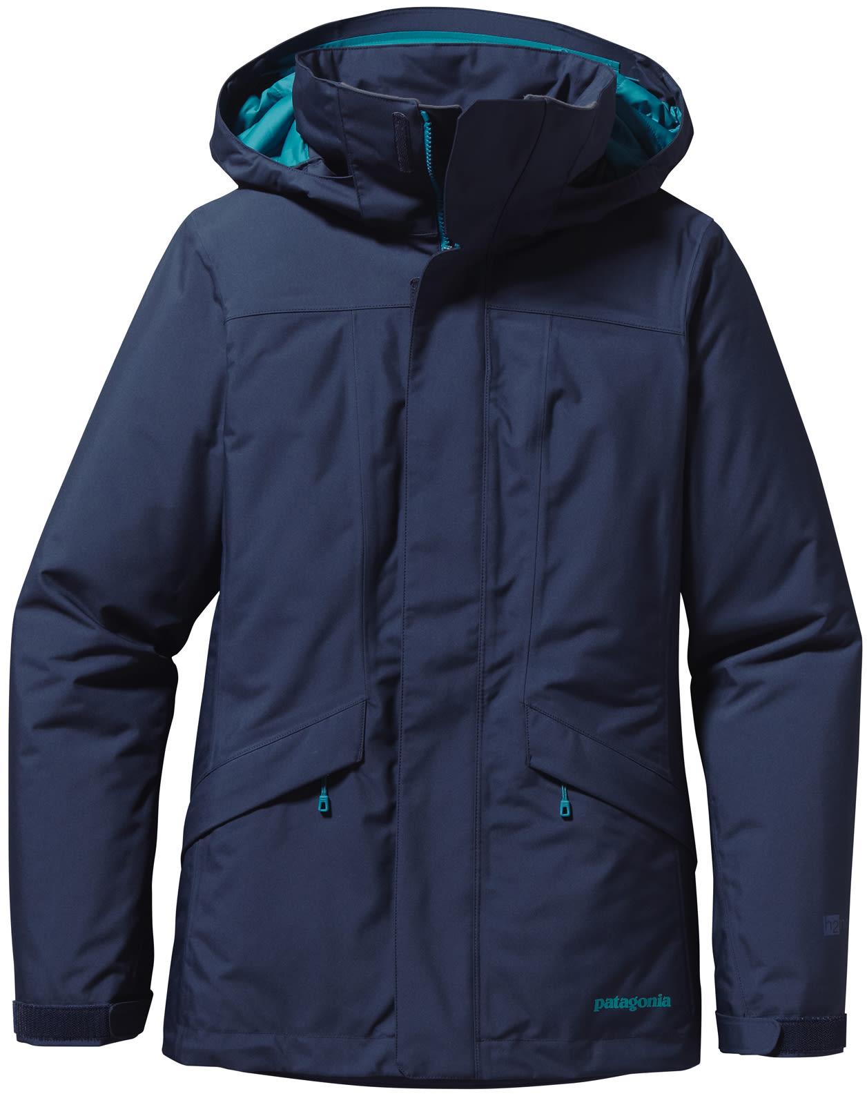 Patagonia womens ski jackets