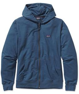Patagonia Lightweight Full-Zip Hoodie Glass Blue