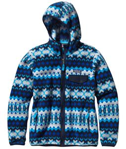 Patagonia Lightweight Snap-T Hooded Jacket Fleece