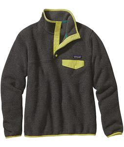 Patagonia Lightweight Synchilla Snap-T Pullover Fleece Nickel/Mayan Yellow