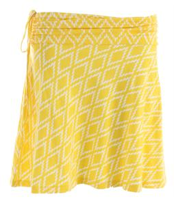Patagonia Lithia Skirt Rough Diamonds/Chromatic Yellow