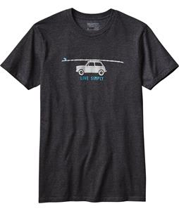 Patagonia Live Simply Glider Cotton/Poly T-Shirt
