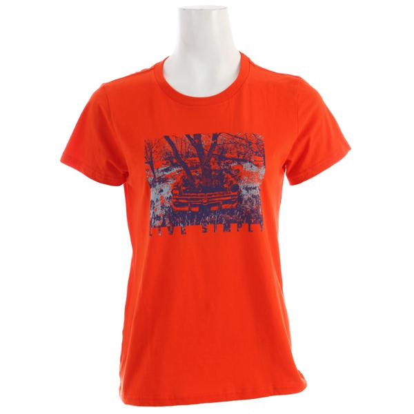Patagonia Live Simply Heritage Auto T-Shirt