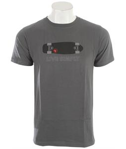 Patagonia Live Simply Skateboard T-Shirt