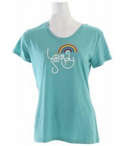Patagonia Live Simply Rainbow T-Shirt