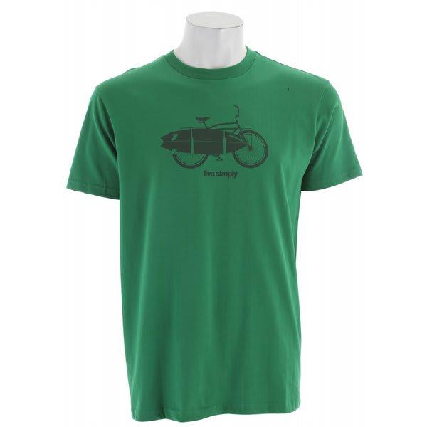 Patagonia Live Simply Surf Bike T-Shirt