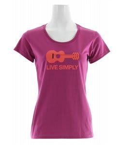Patagonia Live Simply Guitar T-Shirt