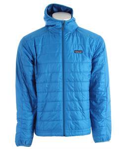 Patagonia Nano Puff Hoody Jacket Larimar Blue
