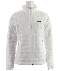 Patagonia Nano Puff Jacket Birch White