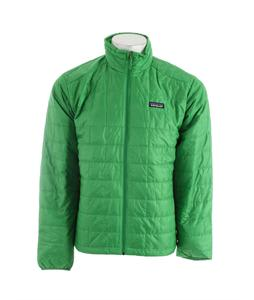 Patagonia Nano Puff Jacket Cilantro