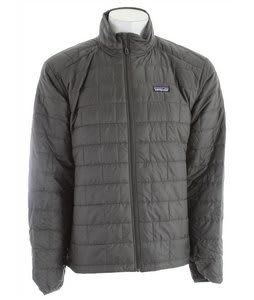 Patagonia Nano Puff Jacket Forge Grey