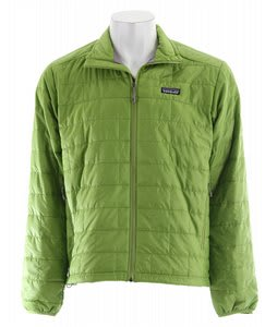 Patagonia Nano Puff Jacket Gecko Green