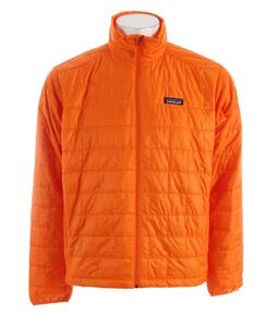 Patagonia Nano Puff Jacket Turmeric Orange