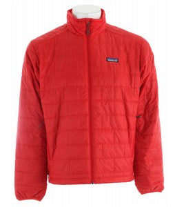 Patagonia Nano Puff Jacket Red Delicious