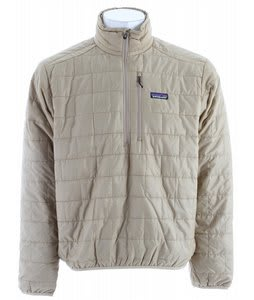 Patagonia Nano Puff Pullover Jacket Retro Khaki