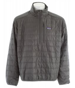 Patagonia Nano Puff Pullover Jacket Forge Grey
