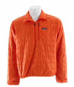 Patagonia Nano Puff Pullover Jacket Clementine