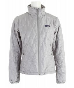 Patagonia Nano Puff Jacket Platinum