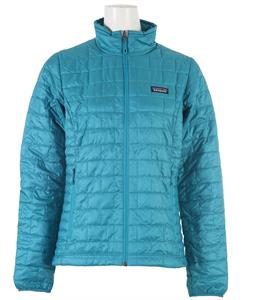 Patagonia Nano Puff Jacket Tobago Blue