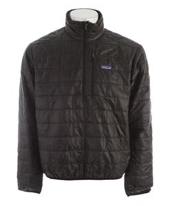 Patagonia Nano Puff Pullover Jacket Black