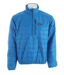 Patagonia Nano Puff Pullover Jacket Larimar Blue