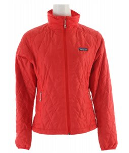 Patagonia Nano Puff Jacket Maraschino