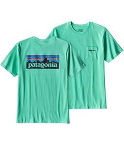 Patagonia P-6 Logo Cotton Pocket T-Shirt