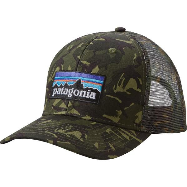 Patagonia P-6 Logo Trucker Cap