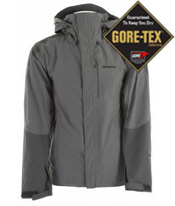 Patagonia Gore-Tex Piolet Jacket Narwhal Grey