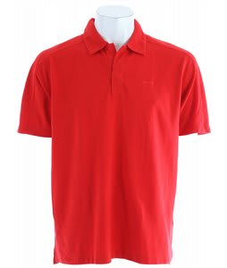 Patagonia Pique Vitaliti Polo Red Delicious