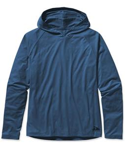 Patagonia Polarized Hoodie Glass Blue