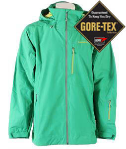 Patagonia Powder Bowl Freeride Gore-Tex Ski Jacket Tumble Green