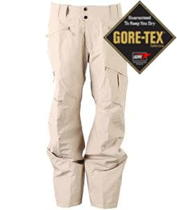 Patagonia Powder Bowl Freeride Gore-Tex Ski Pants El Cap Khaki