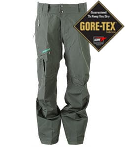 Patagonia Powder Bowl Gore-Tex Ski Pants Smoked Green