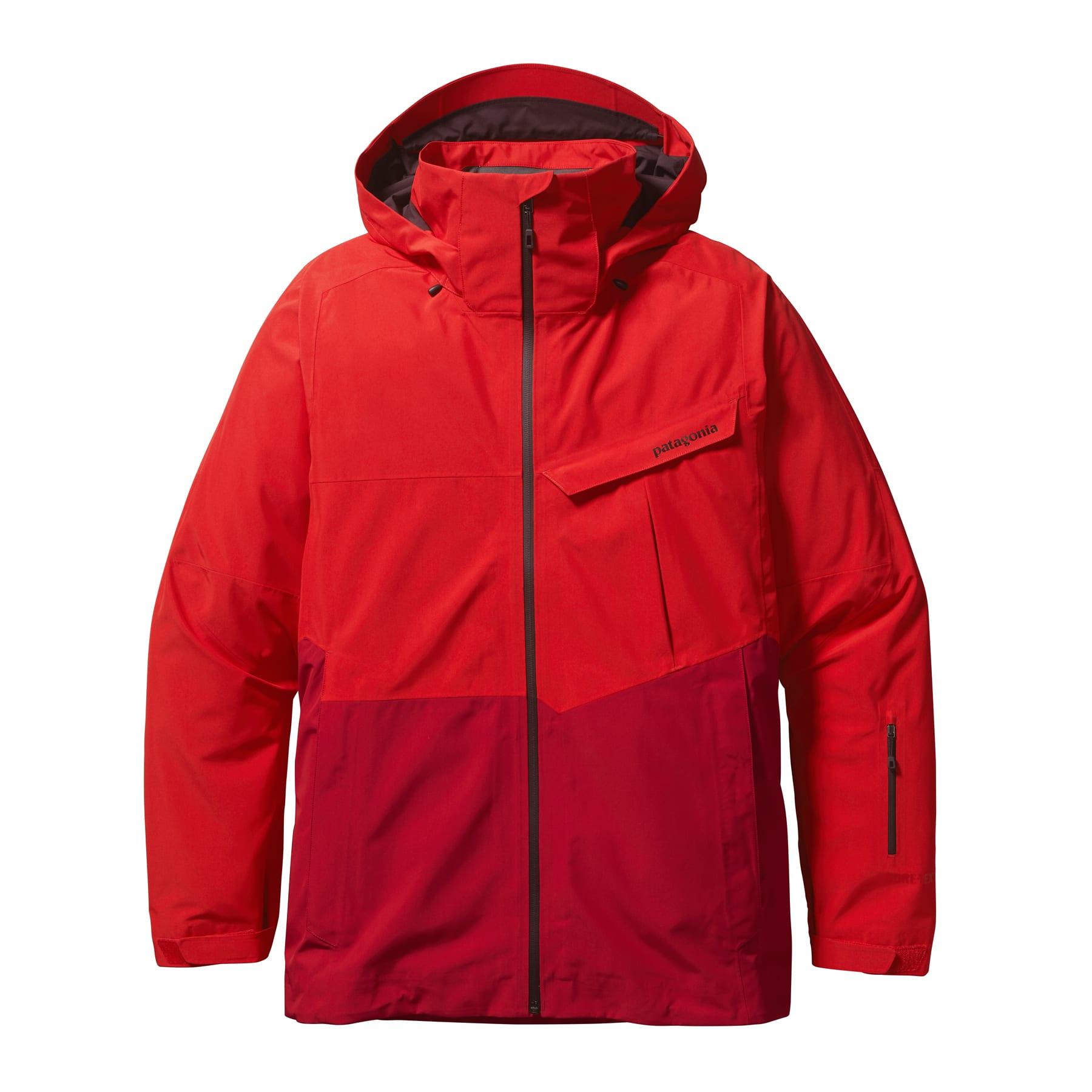 Patagonia Powder Bowl Gore Tex Ski Jacket