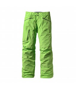 Patagonia Powder Bowl Ski Pants Watercress