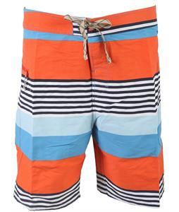 Patagonia Printed Wavefarer 19in Boardshorts