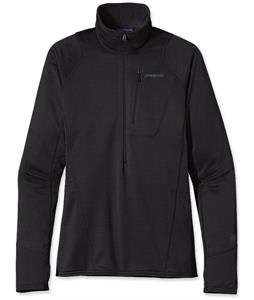Patagonia R1 Pullover Fleece Black
