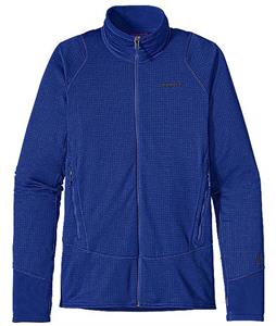 Patagonia R1 Full-Zip Fleece Andes Blue