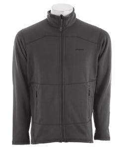 Patagonia R1 Full Zip Fleece Forge Grey