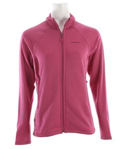 Patagonia R1 Full Zip Jacket Rubellite Pink